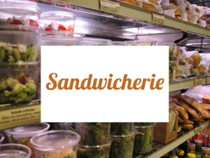 Sandwicherie Julhès Paris